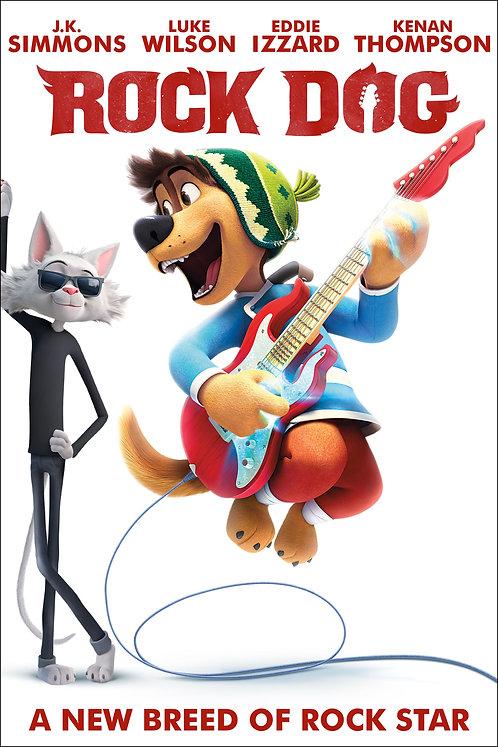 Rock Dog (iTunes HD)