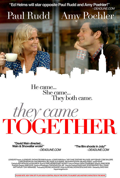 They Came Together (VUDU HDX)