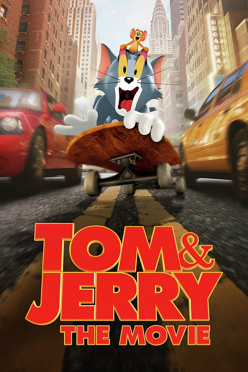Tom & Jerry (Movies Anywhere HD)