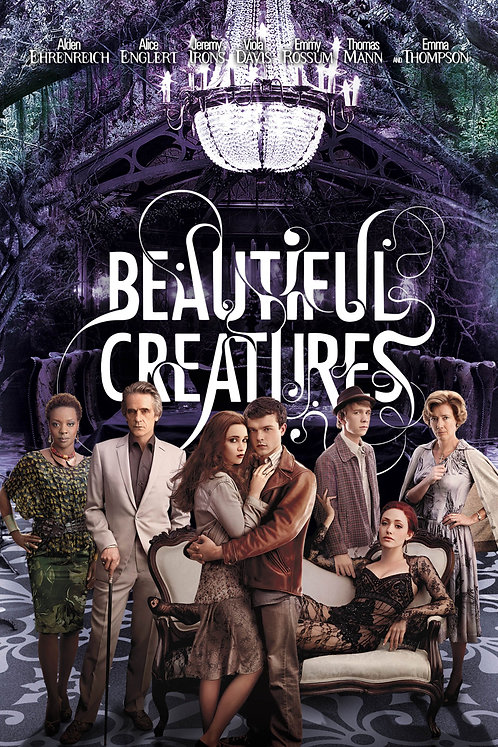 Beautiful Creatures (Movies Anywhere HD)