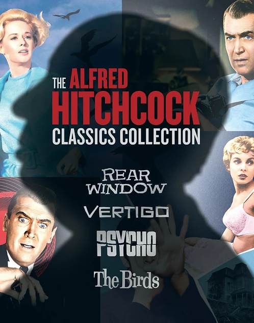 The Alfred Hitchcock Classics Collection (Movies Anywhere 4K)