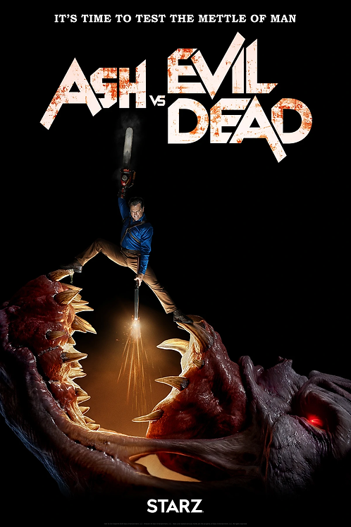 Ash vs Evil Dead Season 3 (VUDU HDX)
