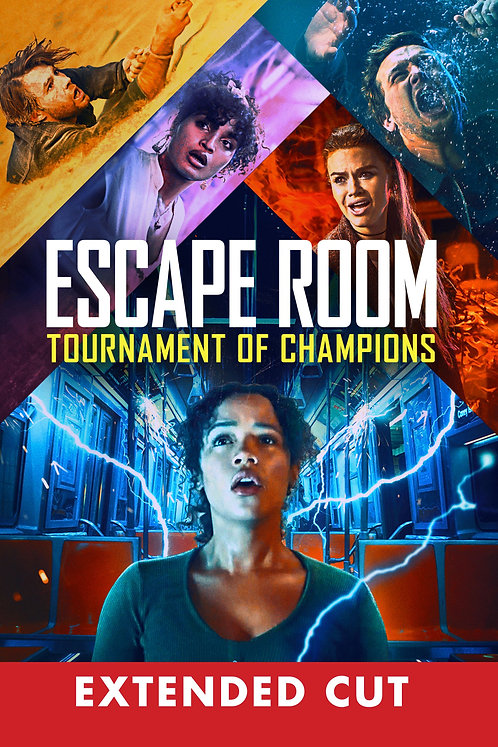 Escape Room: Tournament of Champions (Movies Anywhere HD)