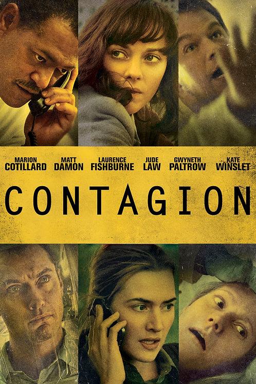 Contagion (VUDU HDX)