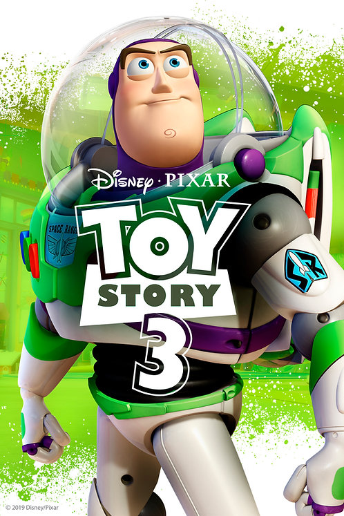 Toy Story 3 (iTunes 4K)