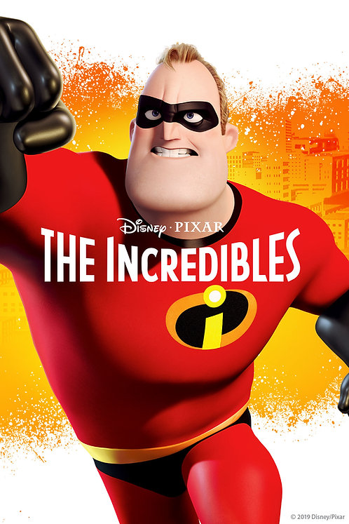 The Incredibles (Google Play HD)