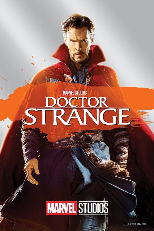 Doctor Strange (iTunes 4K)