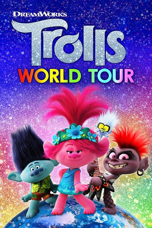 Trolls: World Tour (Movies Anywhere 4K)