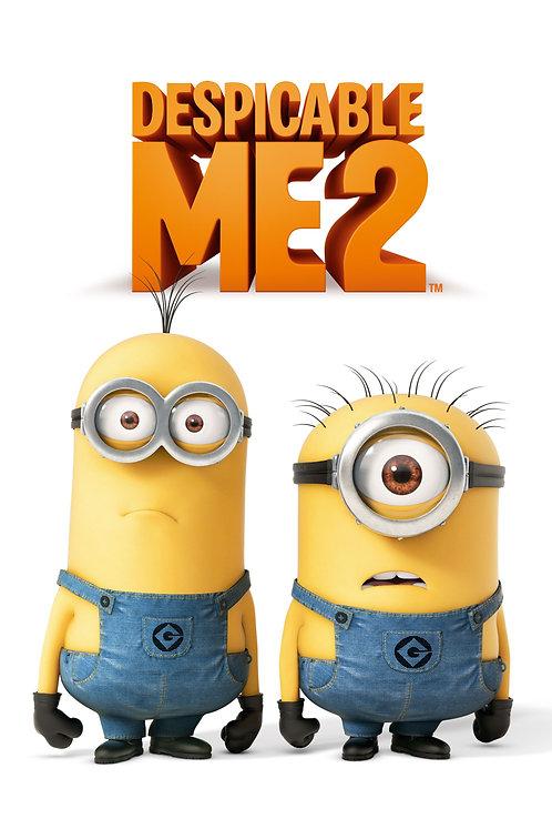 Despicable Me 2 (iTunes 4K)