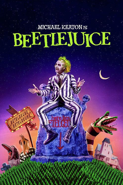 Beetlejuice (Movies Anywhere 4K)