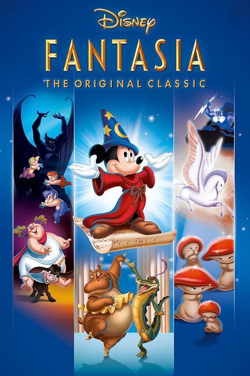 Fantasia (Movies Anywhere HD)