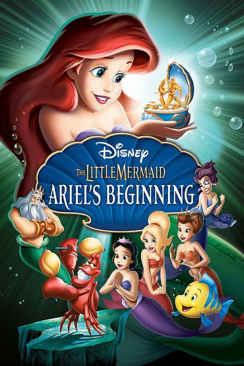 The Little Mermaid III: Ariel's Beginning (iTunes HD)
