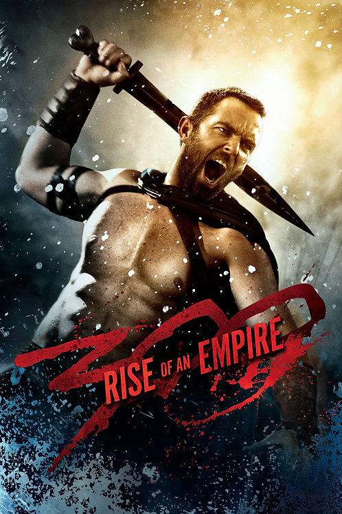 300: Rise of an Empire (Movies Anywhere HD)