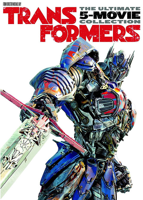 Transformers 5-Movie Collection (iTunes 4K)