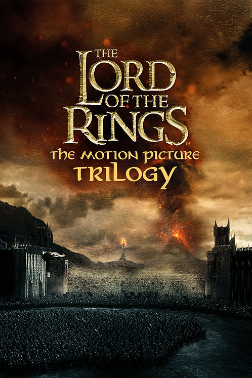 The Lord of the Rings Trilogy (VUDU HDX)