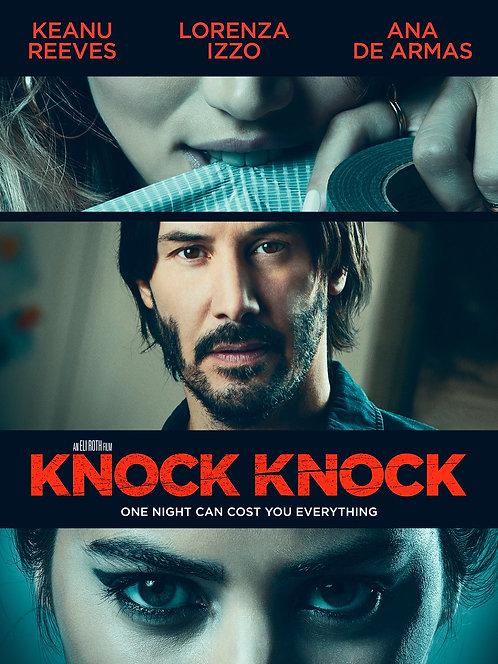 Knock Knock (VUDU HDX)