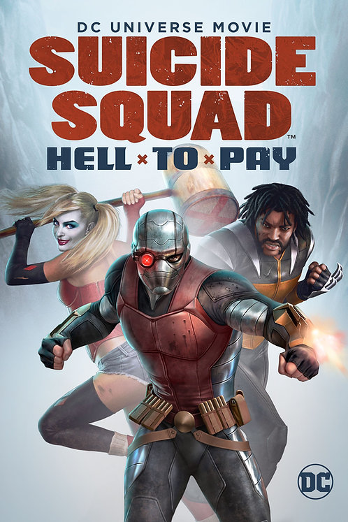 Suicide Squad: Hell to Pay (VUDU HDX)