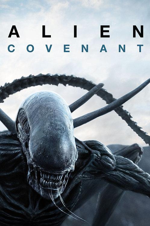 Alien Covenant (iTunes 4K)