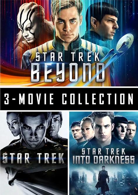 Star Trek Trilogy  (VUDU 4K)