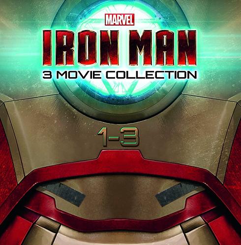 Iron Man 3-Movie Collection (Google Play HD)