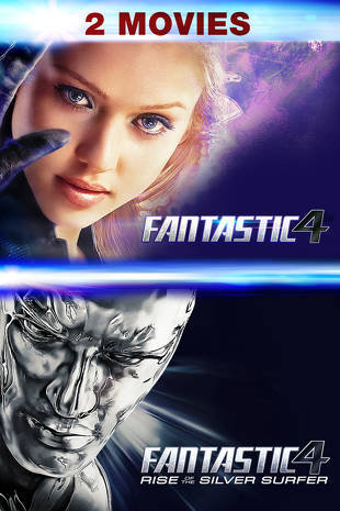 Fantastic Four Double Feature (Movies Anywhere HD)