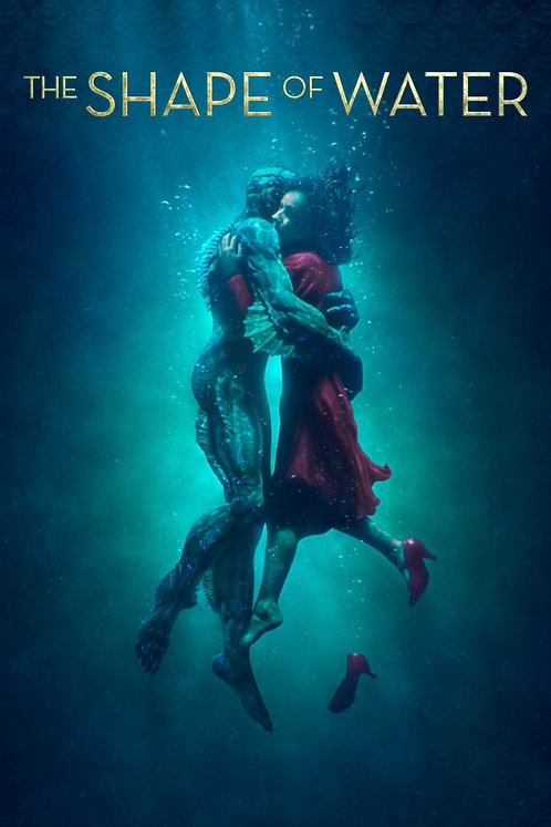 The Shape of Water (Movies Anywhere HD)