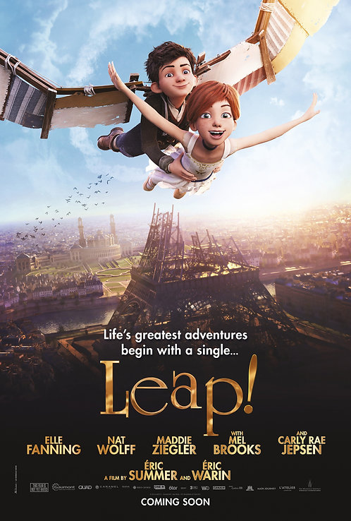 Leap!  (iTunes HD)