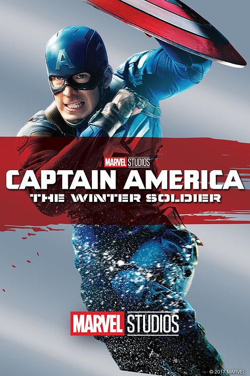 Captain America: The Winter Soldier (iTunes 4K)