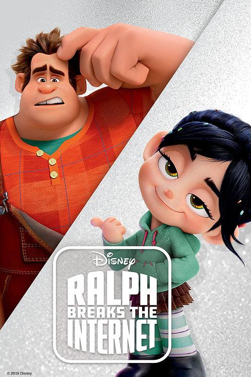 Ralph Breaks the Internet (Google Play HD)