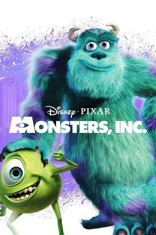 Monsters, Inc.  (iTunes 4K)