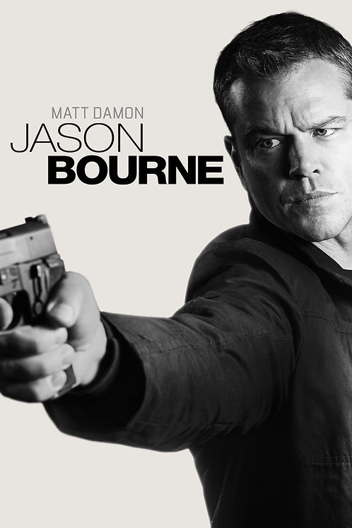 Jason Bourne (iTunes 4K)