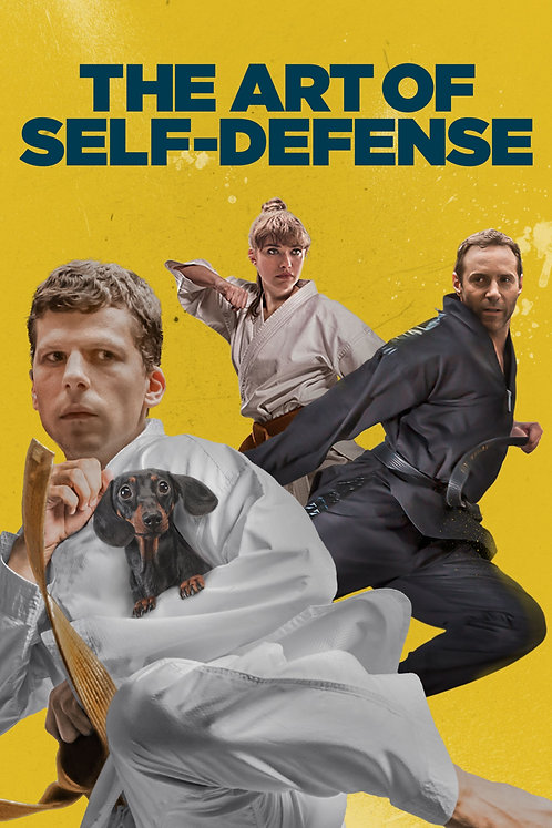 The Art of Self-Defense (Movies Anywhere HD)