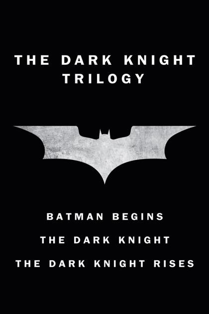 The Dark Knight Trilogy (Movies Anywhere HD)