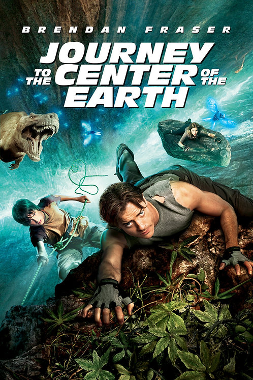Journey to the Center of the Earth (VUDU HDX)