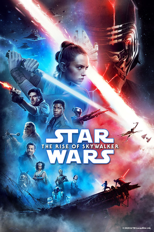 Star Wars: The Rise of Skywalker (iTunes 4K)