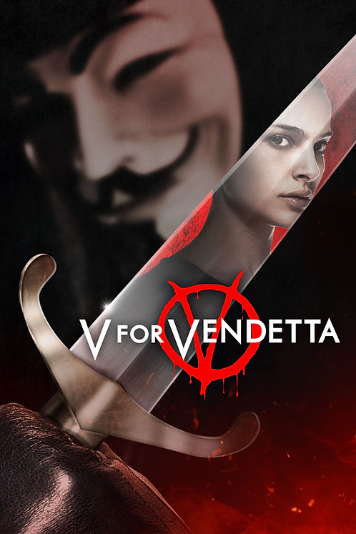 V For Vendetta (Movies Anywhere HD)