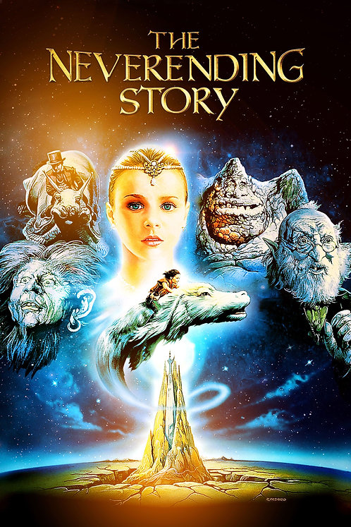The NeverEnding Story (Movies Anywhere HD)