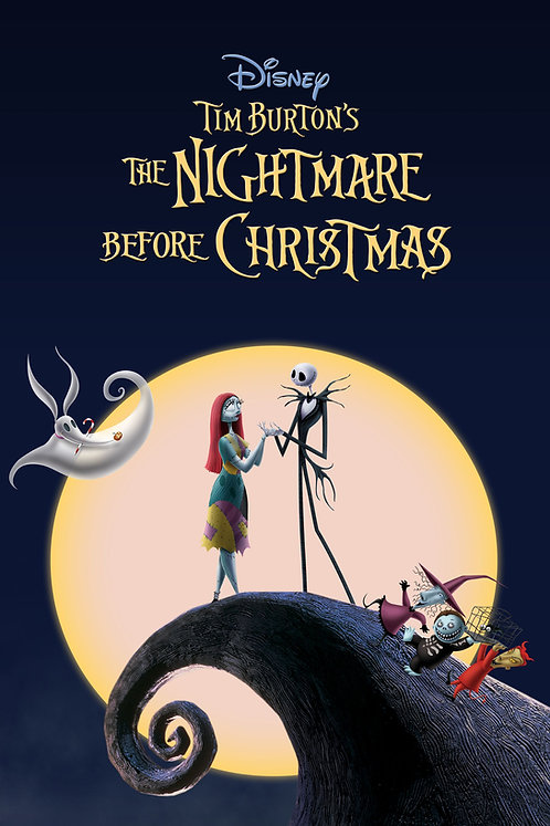 The Nightmare Before Christmas (iTunes HD)