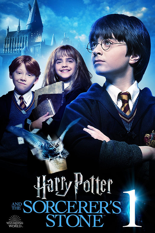 Harry Potter and the Sorcerer's Stone (Movies Anywhere 4K)