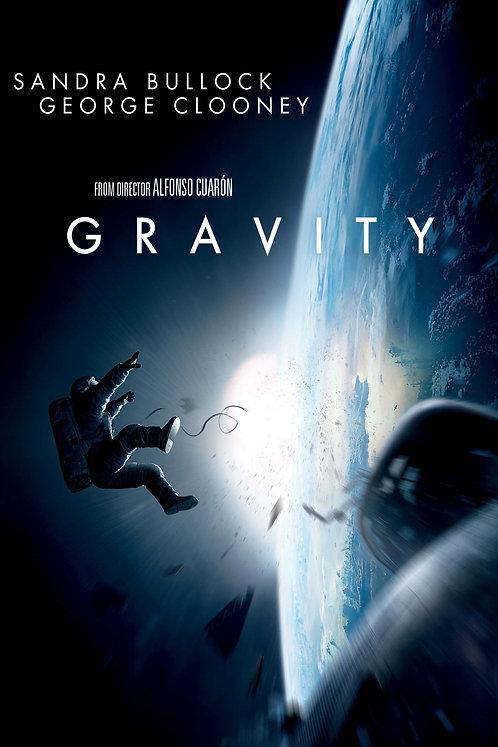 Gravity (Movies Anywhere HD)
