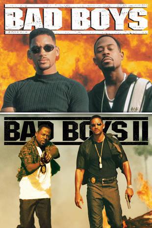 Bad Boys 1+2 (Movies Anywhere HD)