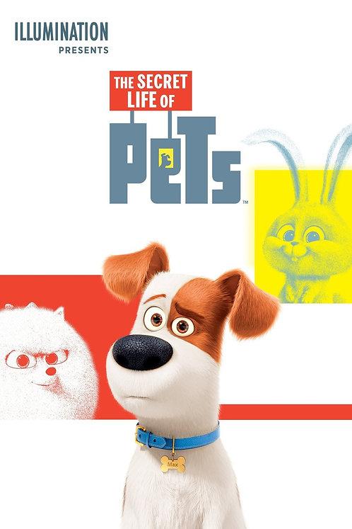 The Secret Life of Pets (iTunes 4K)