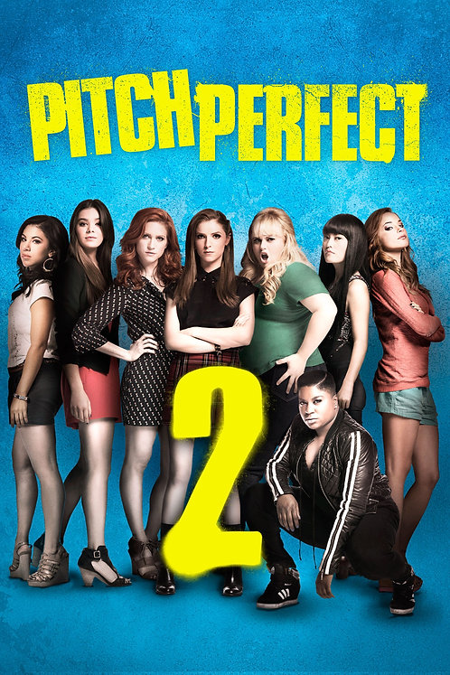 Pitch Perfect 2 (iTunes 4K)
