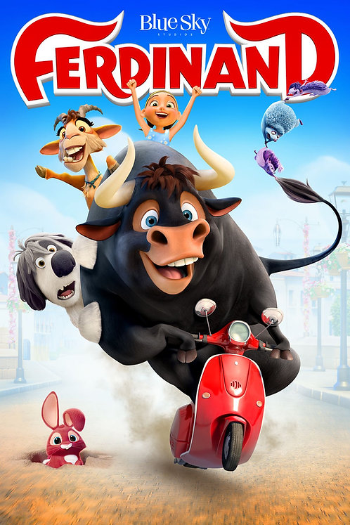 Ferdinand (Movies Anywhere HD)