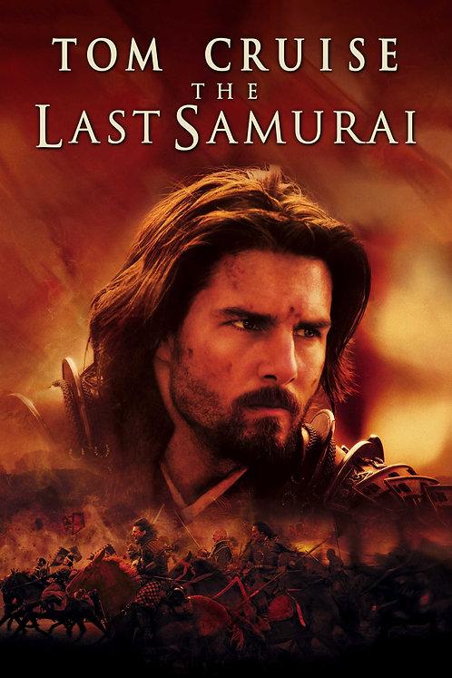 The Last Samurai (Movies Anywhere HD)