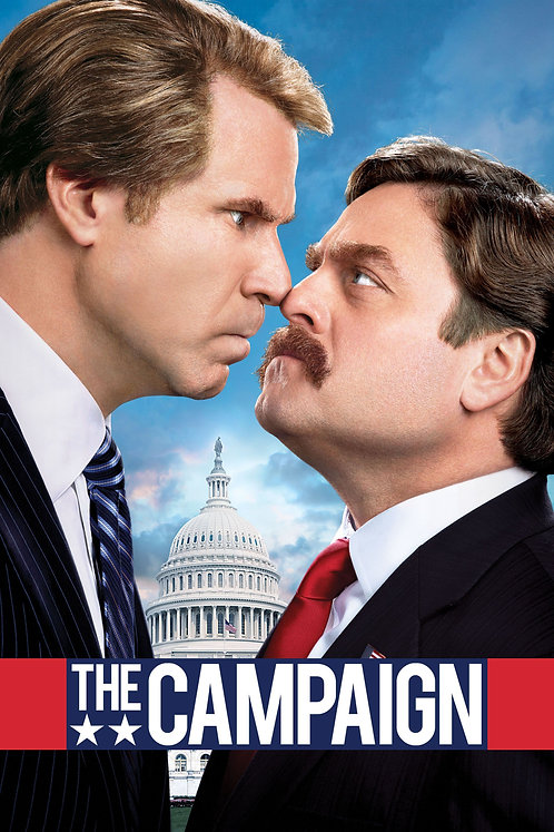 The Campaign (Movies Anywhere HD)