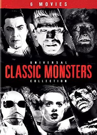 Universal Classic Monsters Collection (Movies Anywhere HD)