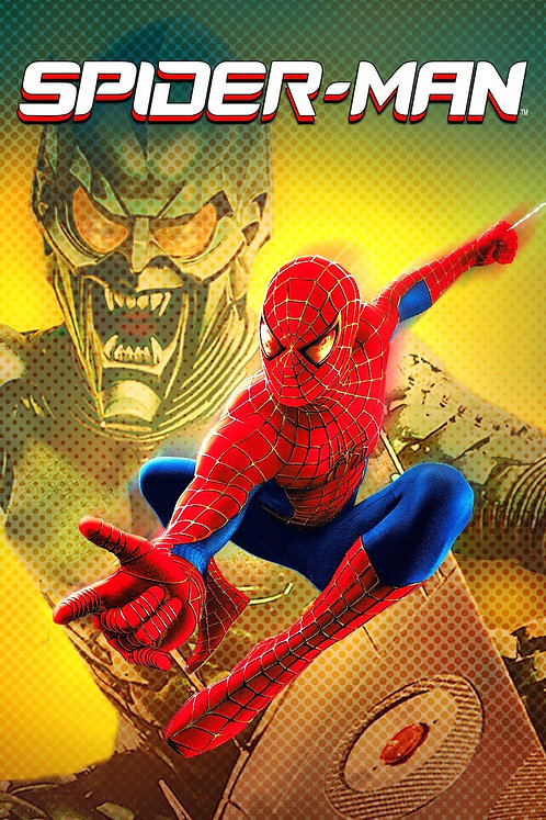 Spider-Man (Movies Anywhere HD)