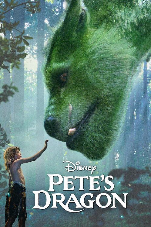 Pete's Dragon 2016 (iTunes HD)