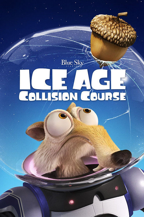 Ice Age: Collision Course (iTunes 4K)
